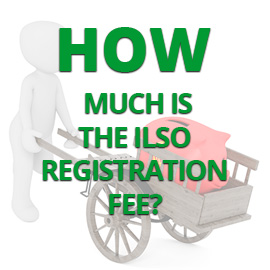 How much is the ILSO registration fee?